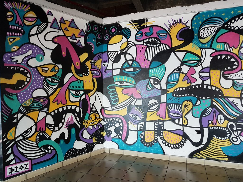 אומנות רחוב, גרפיטי בישראל, גרפיטי בתל אביב, דרור הדדי Street Art, Graffiti in Israel, Graffiti in Tel Aviv, Dror Hadadi