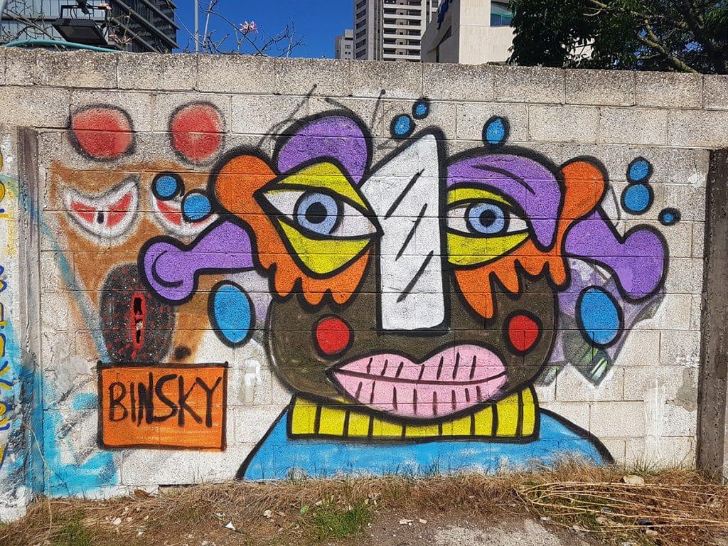 BINSKY, אומנות רחוב, גרפיטי בישראל, גרפיטי בתל אביב, דרור הדדי, דודו dror hadadi, graffiti, graffiti dror hadadi, street art, urban art, DODO Graffiti, Graffiti Tour of Israel, Graffiti Tour of Haifa, Graffiti Tour of Jerusalem, Graffiti in Jaffa, Graffiti tour of Tel Aviv