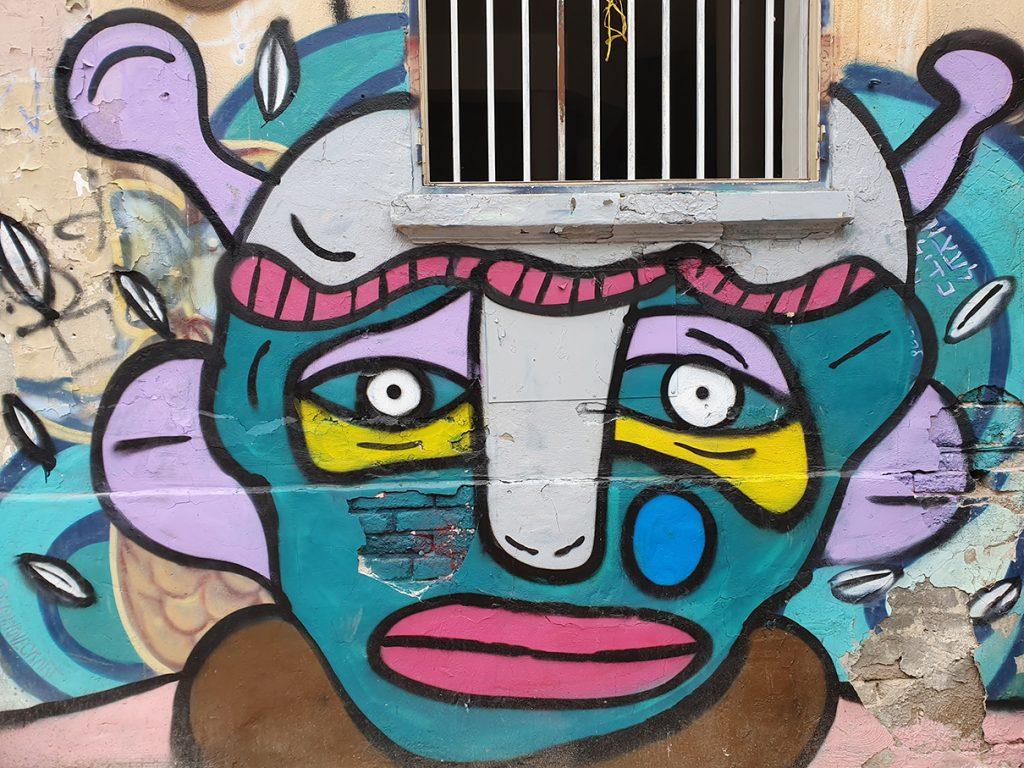 אומנות רחוב, גרפיטי בישראל, גרפיטי בתל אביב, דרור הדדי dror hadadi, graffiti, graffiti dror hadadi, street art, urban art, Graffiti Tour of Israel,